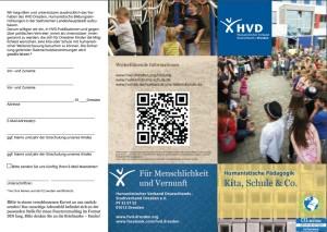 Pädagogik beim HVD Dresden