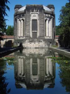 Historisches Krematorium Urnenhain Tolkewitz